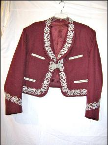 Mexican Charro Jacket Mexican Eagle