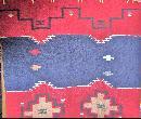 Navajo Indian Hand Woven Wool Rug
