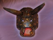 Mask Mexican Vintage Ferdinand the Bull