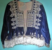 Peru Antique Hand Made Folkloric Jacket