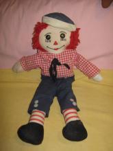 Raggedy Andy Gruelle Original Rag Doll
