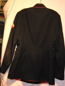 US Marine Dress Jacket And Belt WWII