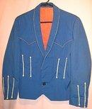 Western Cowgirl Gabardine Jacket
