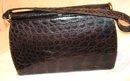 Alligator Handbag Depression Era 1930
