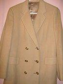 Vintage 1950 Mongolian Cashmere Coat