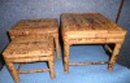 Bamboo Stacked Stands (3) Original