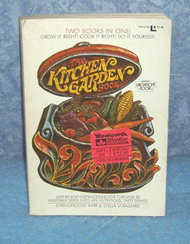 Kitchen Garden Cookbook