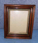 Vintage Original Shadow Box Picture Frame