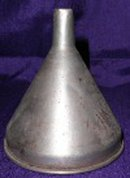 Vintage Antique Funnel - Aluminum