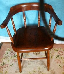 Railroad Chair B723