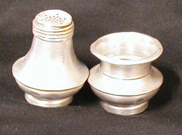 Shaker & Toothpick Holder B1387