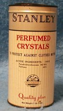 Stanley Perfume Crystal Can B1861