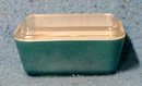 Refrigerator Dish blue with lid B2236