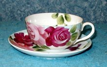 Cup and Saucer B2837