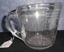 Measuring Glass Cup  B2708