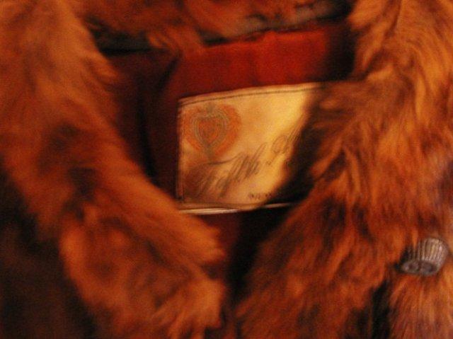 Fur Coat  B2649