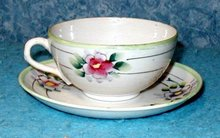 Cup and Saucer B2836