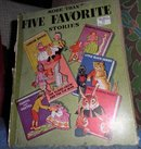 Book - More Than Five Favorite Stories B4801
