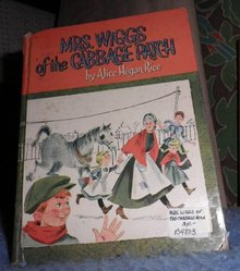 Book - Mrs. Wiggs of the Cabbage Patch B4803