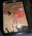 Book Mother Goose The Old Nursery Rhymes B4809