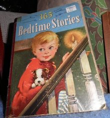 Book 365 Bedtime Stories B4813