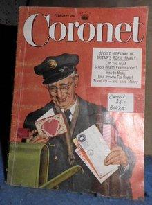 Coronet Magazine B4775