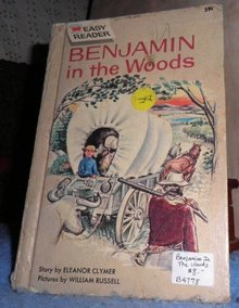 Book - Benjamin in the Woods B4778