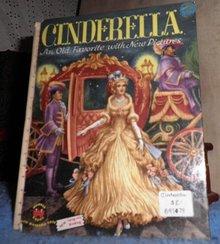 Book - Cinderella B4779