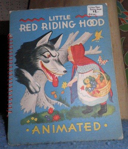 Book - Little Red Riding Hood B4796