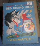 Book - Little Red Riding Hood B4796