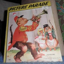Book - Picture Parade B4799