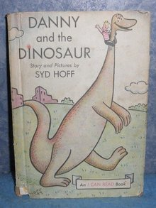 Book - Denny and the Dinosaur B4914