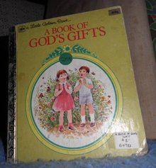 Book - A Book of God's Gifts B4782