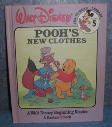 Book -Pooh's New Clothes