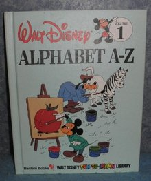 Book - Alphabet A - Z
