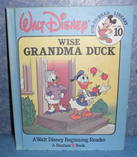 Book - Wise Grandma Duck