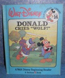 Book -Donald Cries