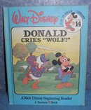 Book -Donald Cries