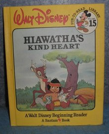 Book - Hiawatha's Kind Heart