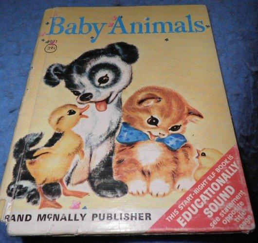 Book - Baby Animals