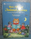 Book - Two-Minute Animal Stories
