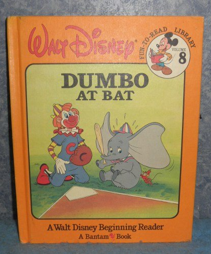 Book - Dumbo at Bat