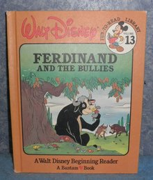 Book - Ferdinand and The Bullies