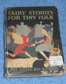 Book - Fairy Stories for Tiny Folk