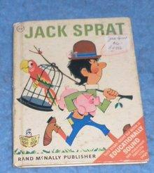 Book - Jack Sprat