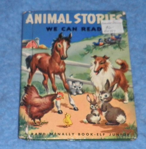 Book - Animal Stories