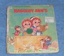 Book - Raggedy Ann's Cooking School