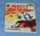 Book - Percy's Day of Fun