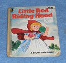 Book - Little Red Riding Hood