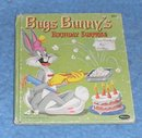 Book - Bugs Bunny's Birthday Surprise